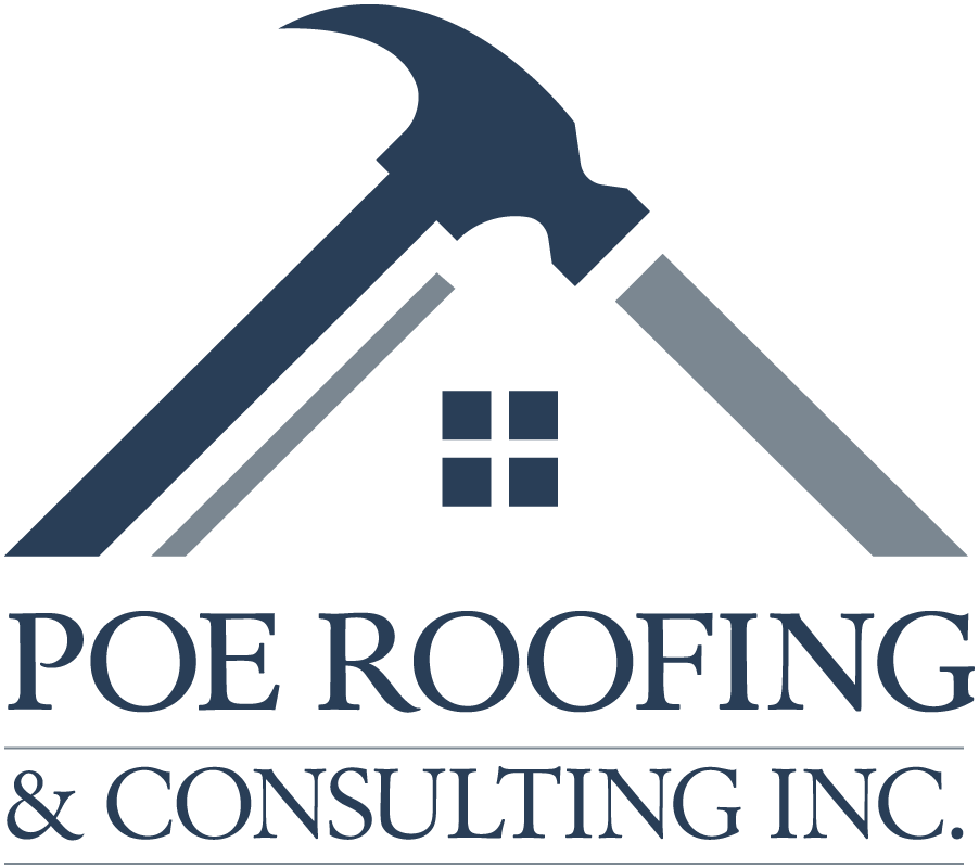 Poe Roofing and Consulting Logo